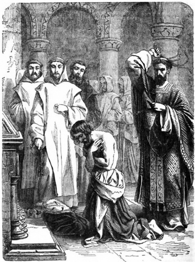 P192-Henry_II_doing_Penance_at_the_tomb_of_Thomas_a_Becket